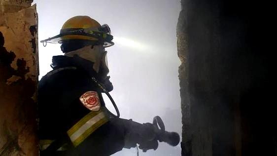 بيتح تكفا:مصرع سيدة اثر إندلاع حريق في شقة سكنية