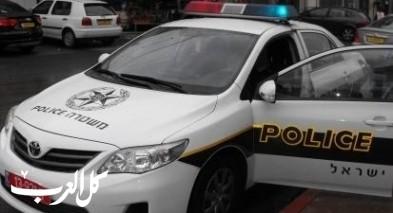 الجنوب: اعتقال مشتبه بسرقة سيارة وإقتحام حاجز شرطة
