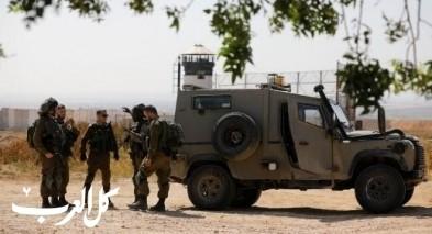 الجيش الإسرائيلي: تسلل مواطن أردني للبلاد