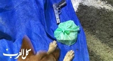 الشرطة تداهم مخيم شعفاط وتعتقل 5 مشتبهين