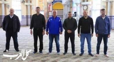 سخنين: اذان موحد في كل المساجد