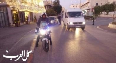جنين: اغلاق مصنع باطون ومحلات تجارية واعتقال 6 اشخاص