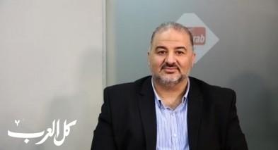عباس لوزير الصحة: يجب وقف احتكار نجمة داود الحمراء