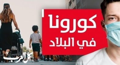 جت المثلث: اصابة رابعة في البلدة بالكورونا لشابة