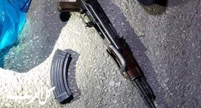 اعتقال مشتبه مقدسي بعد ضبط سلاح بسيارته في جديدة المكر