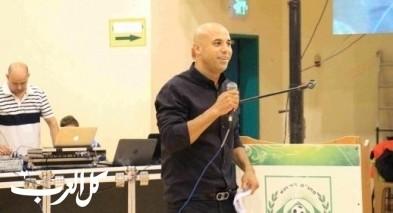ديرحنا: انتخاب احمد عباس رئيسا لرابطة المدربين العرب
