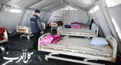 اصابتان جديدتان بكورونا في قطاع غزة