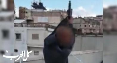 فيديو: شاب يطلق النار خلال زفاف في يافة الناصرة