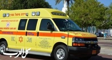 عسفيا: إصابة سيّدة جرّاء تعرّضها للدهس