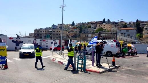 دخان يدعو أهالي الناصرة بالقدوم لإجراء فحص الكورونا