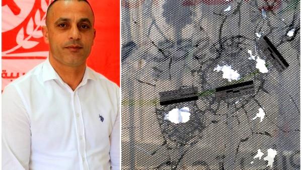 نبيل حلاج يسنكر الاعتداء على مقر الجبهة