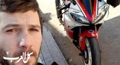حرفيش: مصرع الشاب شادي عزام (25 عامًا) بحادث