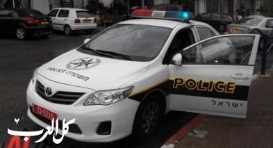 جسر الزرقاء: اعتقال مشتبه بقيادة مركبة بدون رخصة