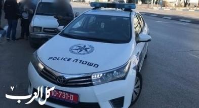 توثيق بالفيديو- يافا| شرطي يصرخ: اطلق رصاص مطاطي