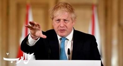 نقل رئيس الوزراء البريطاني للعلاج المكثّف