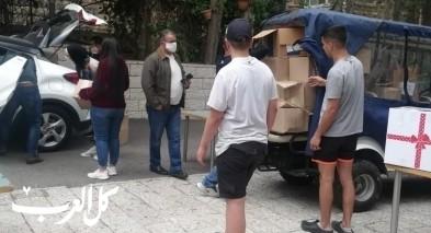 مؤسسة العناية الأهلية في القدس مستمرة للخير
