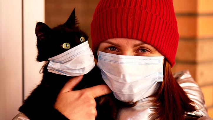 تحذير: حيوانات أليفة قد تصاب بكورونا!