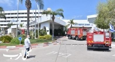 مستشفى نهاريا: تعافي 4 مصابين من كورونا