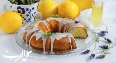 كيف تحضّرين صلصة كعكة الليمون البيضاء؟