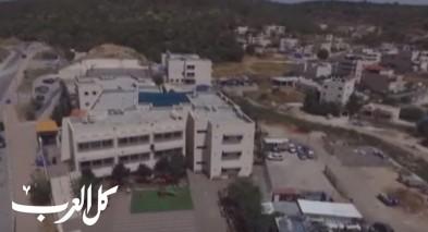محنة الكورونا تتحول لمنحة في مدرسة عين نقوبا