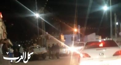 كفرمندا: القاء قنبلة على منزل دون اصابات