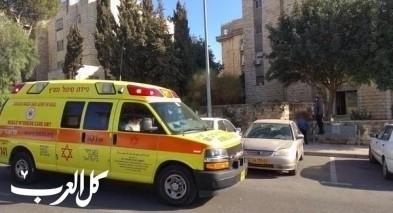 القدس: إصابة خطيرة لرضيع من صور باهر