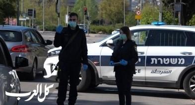 الشرطة: تحرير 26585 مخالفة لمنع تفشي الكورونا