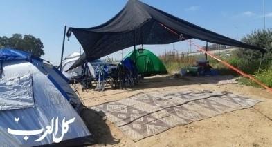 صور وفيديو: مخالفات في شواطئ البلاد