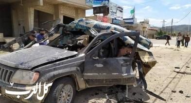 تقارير: إسرائيل قصفت سيارة لحزب الله