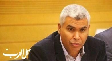 خرومي يطالب الصحة بأجراء فحص كورونا بالقرى غير المعترف بها