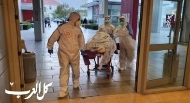 ديرالأسد:إصابة رجل وزوجته الحامل بكورونا