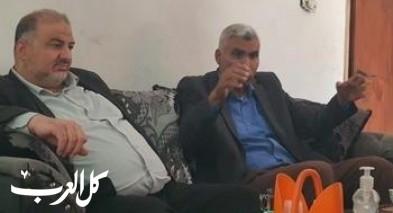 بعد تدخل عباس: إيقاف مخالفات التنظيم في رهط