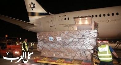 الصين ترسل لإسرائيل 3 مليون كمامة
