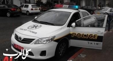 نتانيا: إطلاق نار على سيارة وإصابة رجل بجراح طفيفة