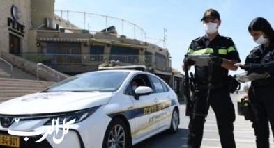 اعتقال مقيم غير شرعي بالقرب من مفترق كركور