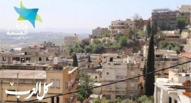 نجمة داوود ستوزع الأدوية على سكان دير الأسد والبعنة