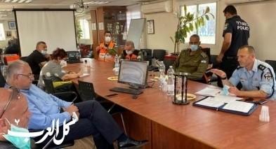كورونا| جلسة طارئة للتعاون في مقر شرطة كدما