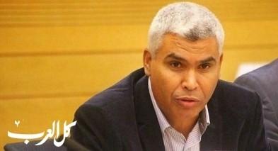 الخرومي يطالب بتعويض السلطات المحلية العربية
