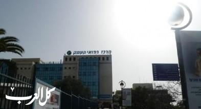 مستشفى العفولة: 8 نتائج فحوصات خاطئة للكورونا