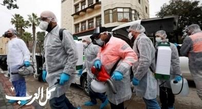 الصحّة الفلسطينية: 461 إصابة بكورونا