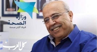 رفيق حلبي يوجه رسالة لسكان دالية الكرمل عشية رمضان