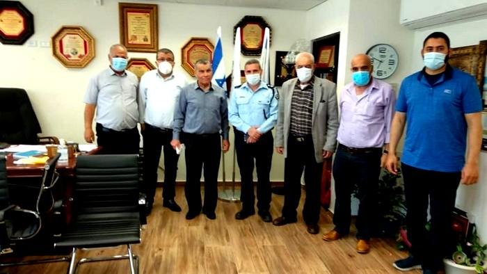 اجتماع هام في مجلس بستان المرج