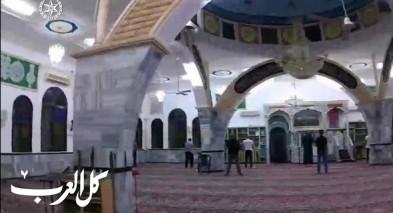 نحف: تحرير غرامات لمصّلين تواجدوا بمسجد