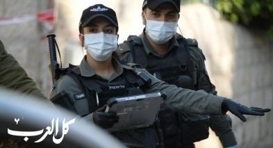 الشرطة تحرر 46500 مخالفة ضمن مكافحة الكورونا