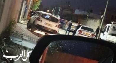 اثناء الإفطار في قلنسوة: اطلاق نار واصابة رجل وابنه