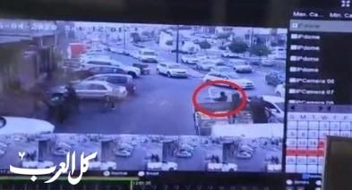 توثيق جديد لأطلاق النار في الناصرة