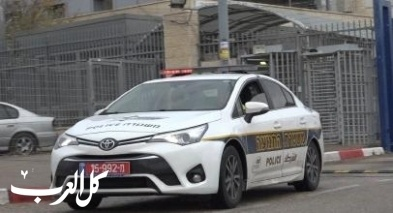 جسر الزرقاء: اعتقال مشتبه بحيازة سلاح بدون ترخيض