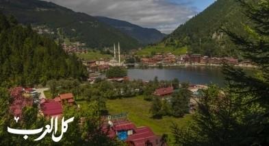 رحلة سياحية إلى أوزنغول التركية