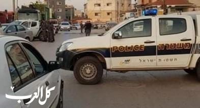قبل موعد الإفطار اطلاق رصاص في قلنسوة بإتجاه سيارة