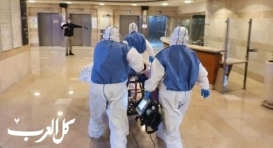 مستشفى بوريا: 6 مرضى كورونا يتلقون العلاج